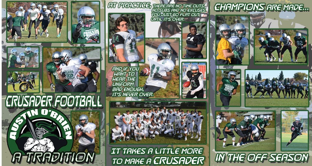 AOB Football Through the Years