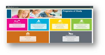 Alberta Education Website Link