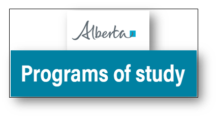 Program of Study Link for Alberta Education