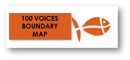 100 Voices Boundary Map Link