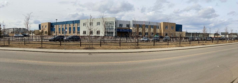 Bishop David Motiuk Catholic Elementary/Junior High School