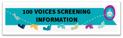100 Voices Screening Information link
