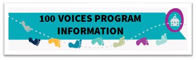 100 Voices Program Information