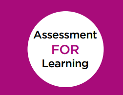 Assessment FOR Learning Title Image