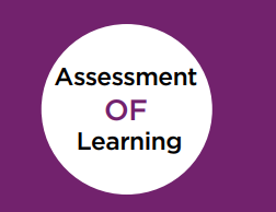 Assessment OF Learning Title Image