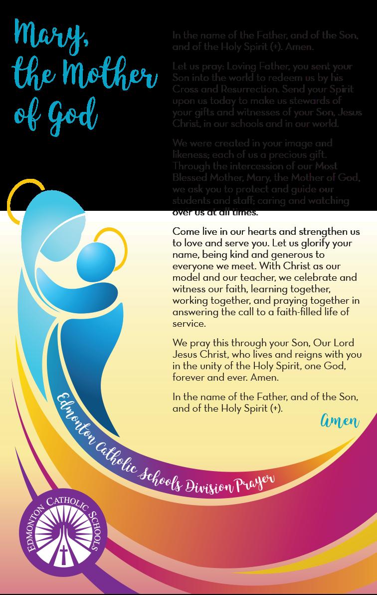 ECSD Division Prayer