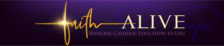 Edmonton Catholic Schools Faith Alive