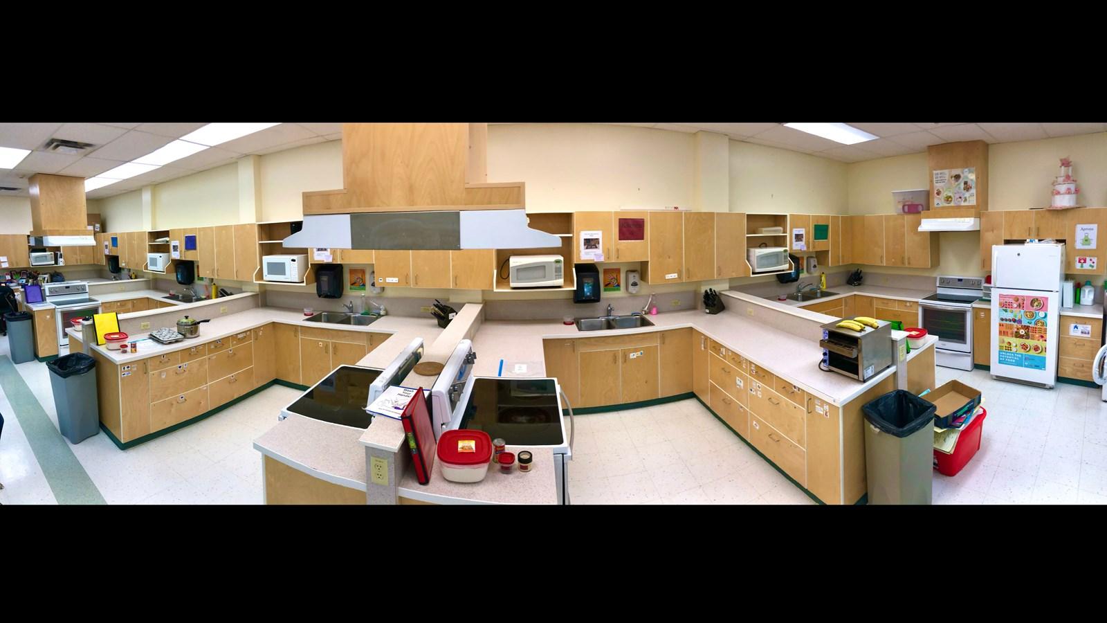 Foods Room